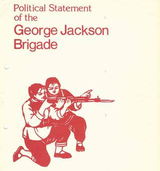 George jackson brigade political statement